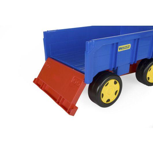 """Вантажівка """"Гігант"""" + іграшка візок - 3"""
