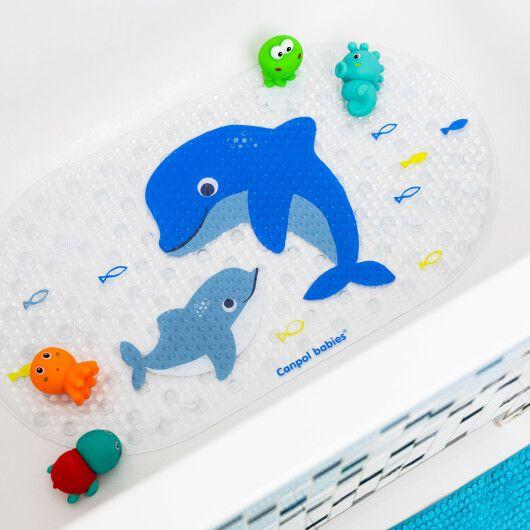 Canpol babies Іграшка для купання 4 шт. OCEAN - 8