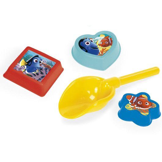 Лопатка + 3 формочки мікс -  Disney - 2