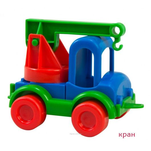 "Авто ""Kid cars"" 12 шт. - 3"