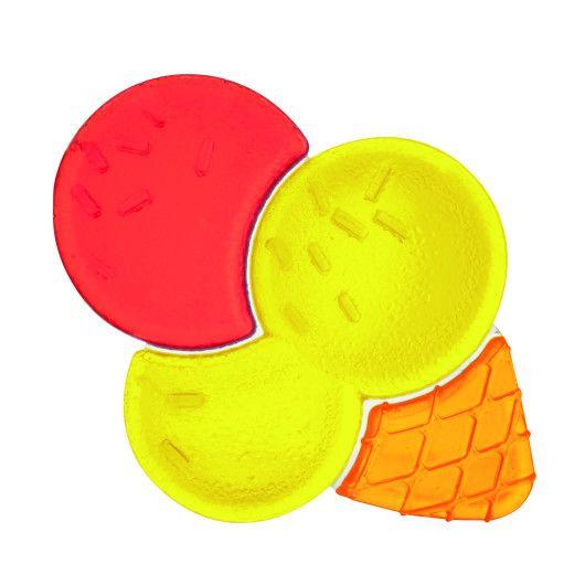 Canpol babies Іграшка-прорізувач з водою Морозиво