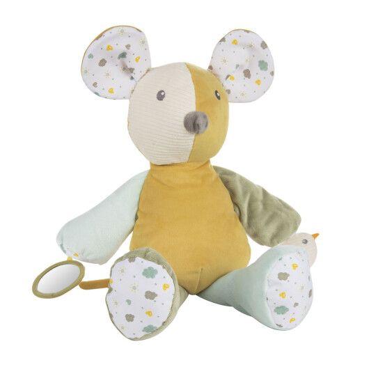 Canpol babies Іграшка плюшева з пищалкою Mouse - 4