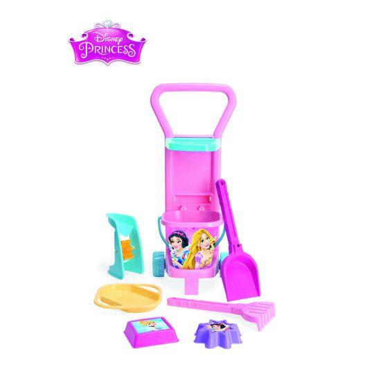 Візок з набором для піску - Принцеси Disney - 3