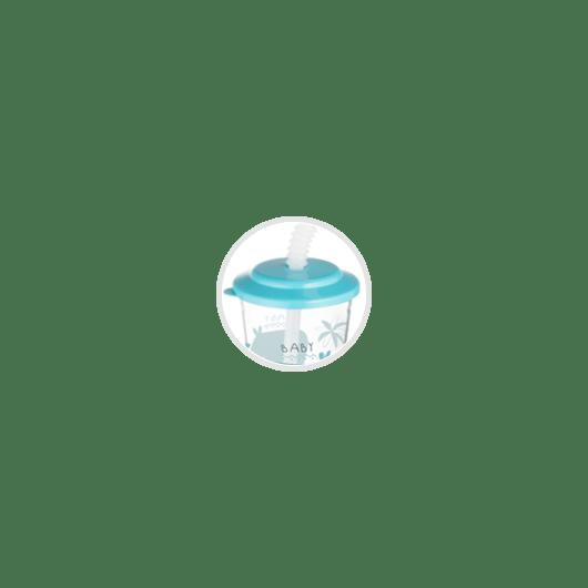 Кружка тренувальна з трубочкою - 4