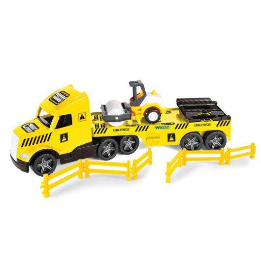 """Magic Truck Technic"" з котком - 2"