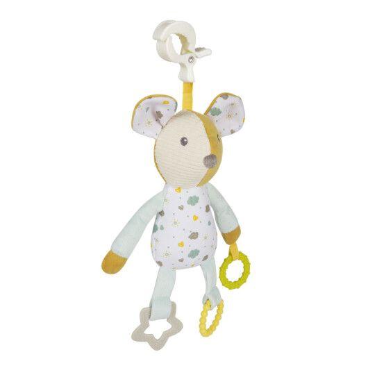 Canpol babies Іграшка плюшева з прорізувачами Mouse - 3