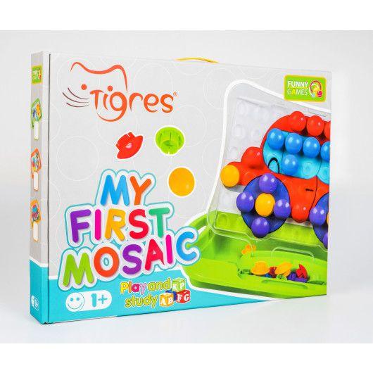 """Розвиваюча іграшка """"Моя перша мозаїка"""" - 5"""