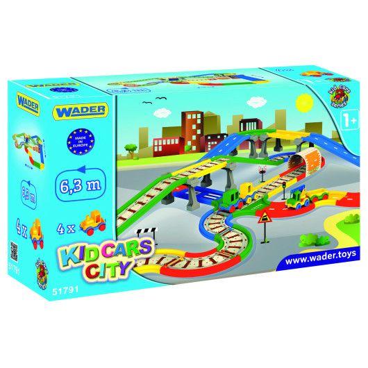 """""""Kid Cars"""" - Містечко 6,3 м - 3"""