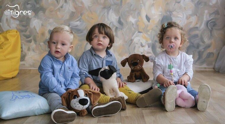 Фото - Іграшка собачка  - купіть  дитині вірного м'якого друга