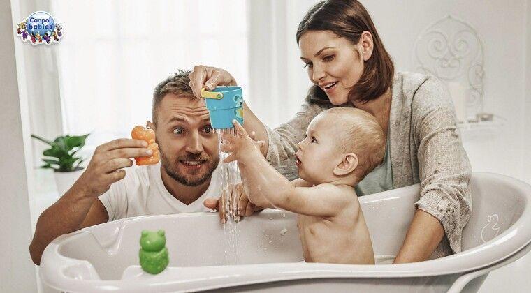 Фото - Аксесуари для купання Canpol babies – перетворять купання на захопливу гру!
