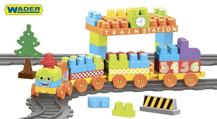 """Фото - """"Baby Blocks"""" Мої перші кубики – перший конструктор малюка"""