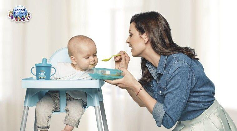 Фото - Ложечка, поїльник, тарілка ТМ Canpol babies – улюблений перший посуд дитини!