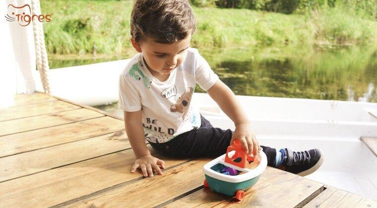 Фото - Як зробити купання малюка веселим та пізнавальним