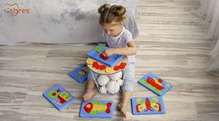 Фото - Baby puzzle – грайтеся та розвивайтеся!