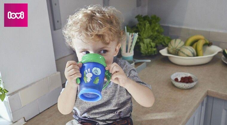 Фото - Вчимося пити самостійно разом з кружками непроливайками LOVI