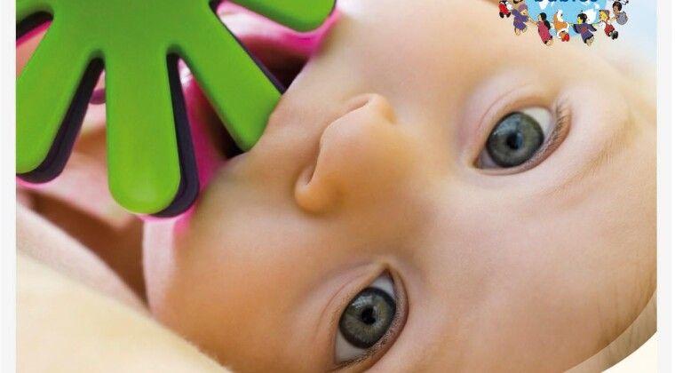 Фото - Прорезыватель Canpol babies - облегчаем процесс появления первых зубчиков