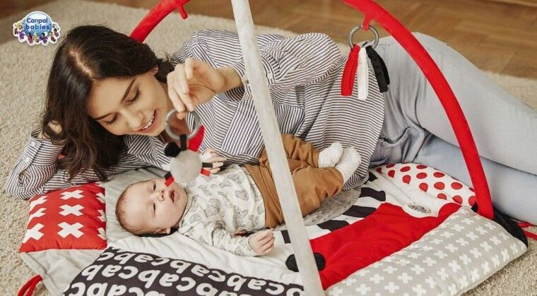 Фото - Колекція Sensory Toys – інтерактивні іграшки для немовлят!