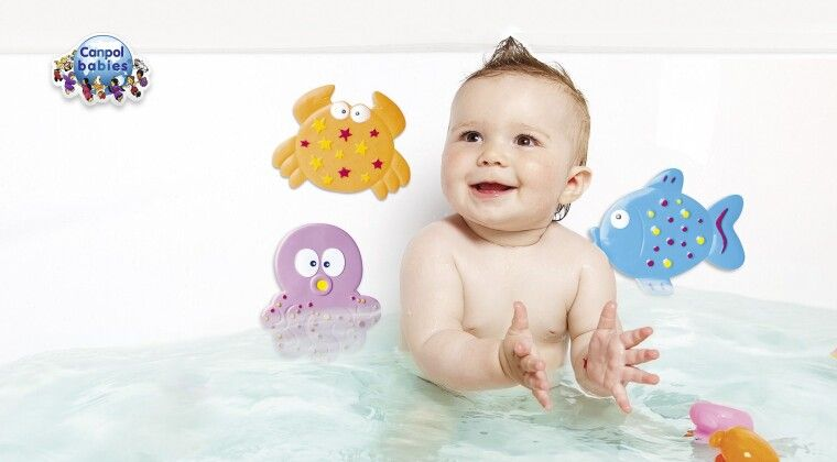 Фото - Аксесуари для купання малюка