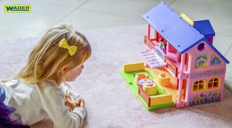 Фото - Іграшковий будиночок – казковий світ малюка