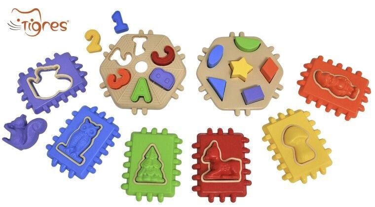 Фото - Іграшка-сортер для раннього розвитку дитини