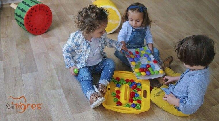 Фото - «Моя первая мозаика» - игрушка, которая подарит вам время!