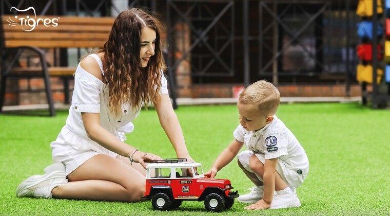 Фото - Спільні ігри та корисні іграшки  - найкраща інвестиція у здоров'я ваших дітей!