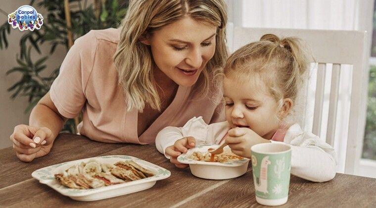 Фото - Бамбуковая посуда для детей Canpol babies - забота о здоровье детей и их будущем