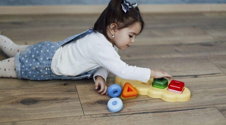 Фото -  В каком возрасте купить ребенку сортер