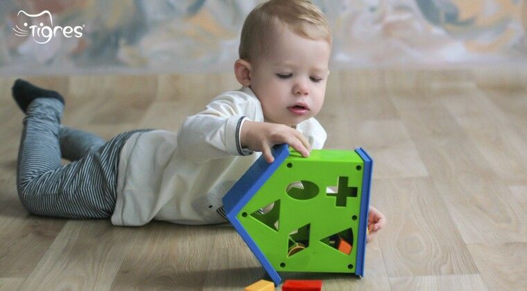 Фото - У вас з'явився малюк? Час купити розвиваючі іграшки!
