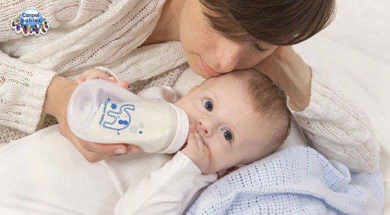 Фото - Бутылочка Canpol babies - удачное начало материнства!