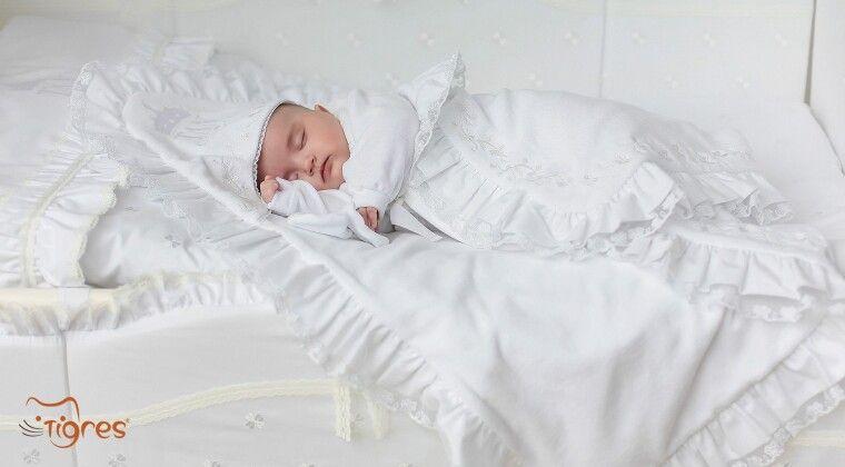 Фото -  Якісна постільна білизна - здоровий сон малюка