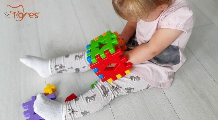 Фото -  Мрієте виховати інтелектуала? Іграшки ТМ Tigres вам допоможуть