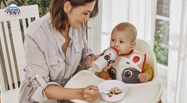 Фото - Аксесуари HELLO LITTLE від Canpol babies для смачних та корисних перекусів на прогулянці