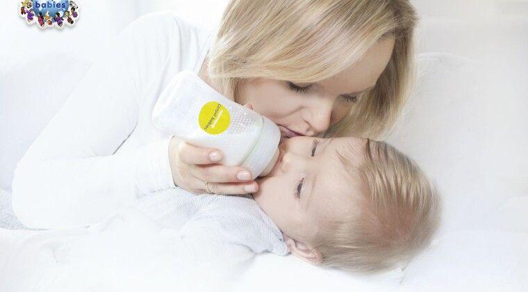 Фото -      Дитячі пляшечки: секрети вдалого вигодовування
